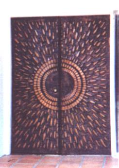 PROTECTED under E-Copyright - 2012 Artistic Doors And More  sc 1 th 267 & ROY DATZ Sculptor and Artist - Custom Copper Designed Doors ... pezcame.com